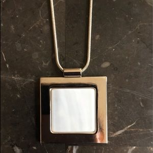 New Cookie Lee Genuine Mother of Pearl necklace